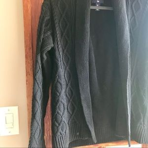 GAP Sweaters - Cozy Cable Knit Cardigan